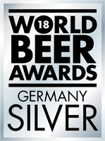World Beer Awards Germany Silver 2018